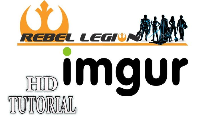 Imgur - Tutorial - Add pictures to Rebel legion And phpBB Forum - chefha...