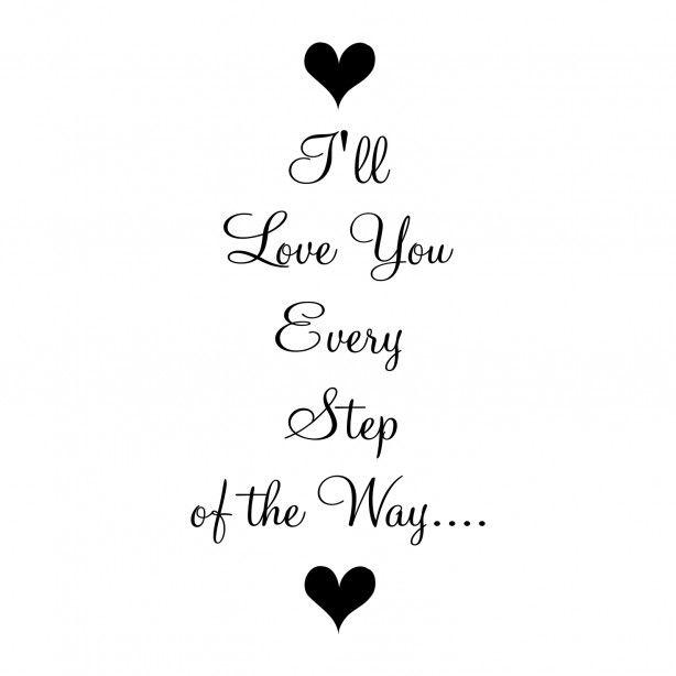 Trapsticker I`ll love you...