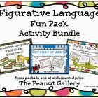 This fun pack activity bundle include three of my figurative language activity packs at a discounted rate! All three would cost $10.25 if purchased...
