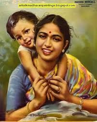 Image result for Great Fine Artists and Illustrators of India,South India and Tamilnadu.