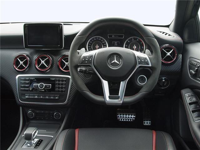 Mercedes-Benz A Class AMG Hatchback interior view