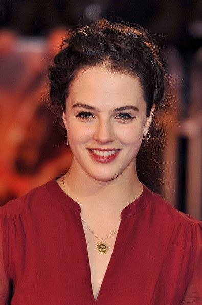 Jessica Brown-Findlay....