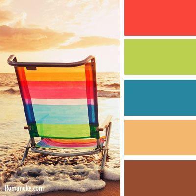 Combinations of Colors, Palette 1 No. 63