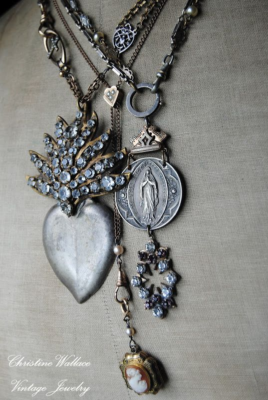 "HANDMADE BY Christine Wallace... ""Honoring Life Through Jewelry"""