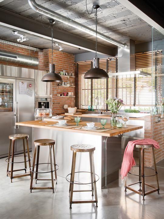 50 mejores imágenes de cocina en Pinterest | Cocinas, Casas y ...