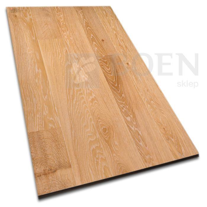 Dąb Old Grey Szczotkowany - dębowe deski podłogowe - OGH84CFV - Internetowy Sklep Boen