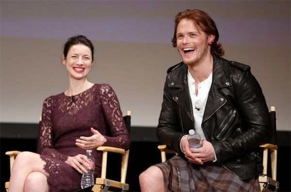 'Outlander' trailer shows more of the TV adaptation of the bestselling novels (+video) - CSMonitor.com