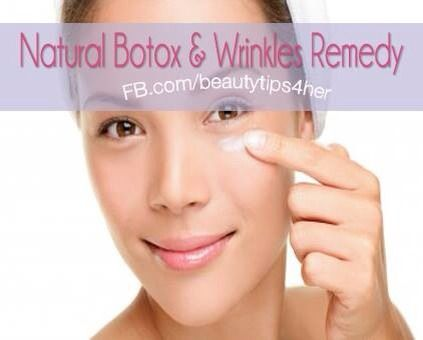 Best 25 botox face ideas on pinterest rice mask botox eyes and dr ozs diy natural botox face mask natural anti wrinkle mask with bananas solutioingenieria Image collections