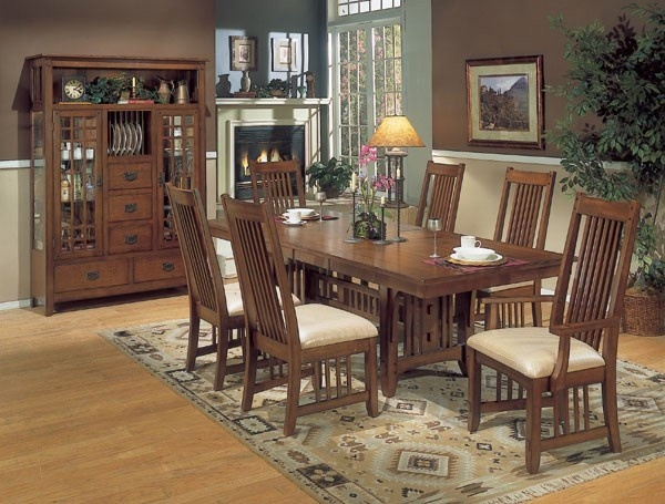 25 Best Images About Craftsman Style Furniture On Pinterest Dining Sets Cr