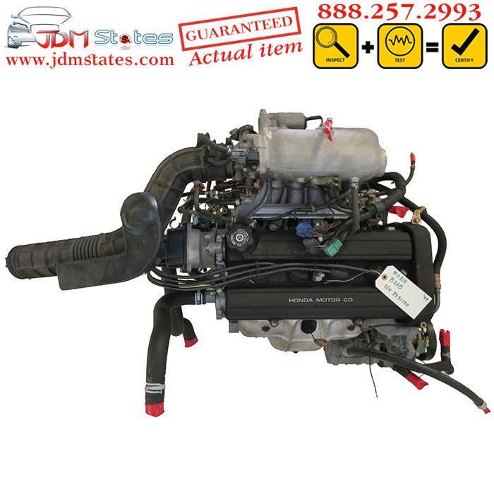 JDM Honda Civic Acura Integra CRV B20B 2.0L Engine Only