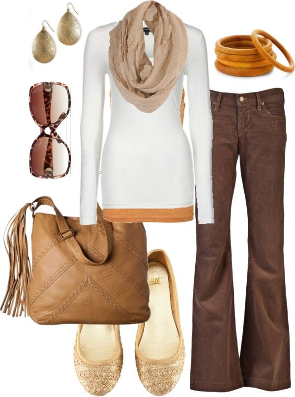 Work Polyvore Outfit