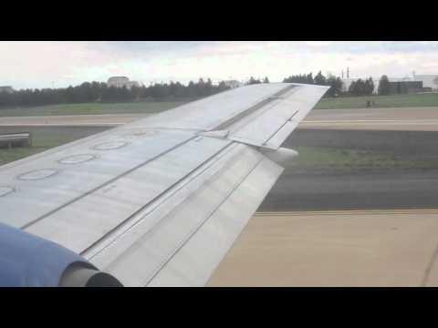 United Express (Colgan Air) Charlottesville to Washington Dulles