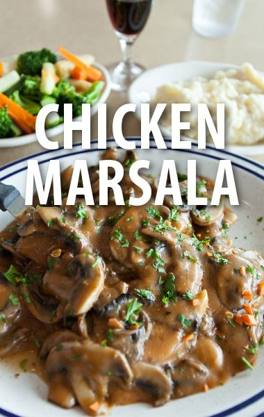 Chef Fabio Viviani prepared Chicken with Marsala Sauce Recipe on The Talk Food Festival, with chicken breast pounded flat for even coating, wine, and cream. http://www.recapo.com/the-talk/the-talk-recipes/talk-food-fest-fabio-viviani-chicken-marsala-sauce-recipe/