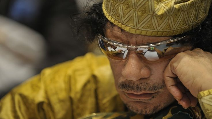 The Truth About Muammar Gaddafi - What you are not being told. Why Africa is poor and why Gaddafi was murdered.