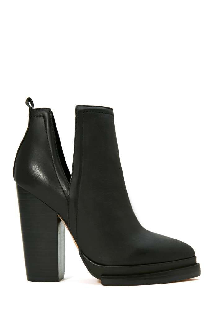 Jeffrey Campbell Who's Next Leather Boot | Shop Jeffrey Campbell at Nasty Gal