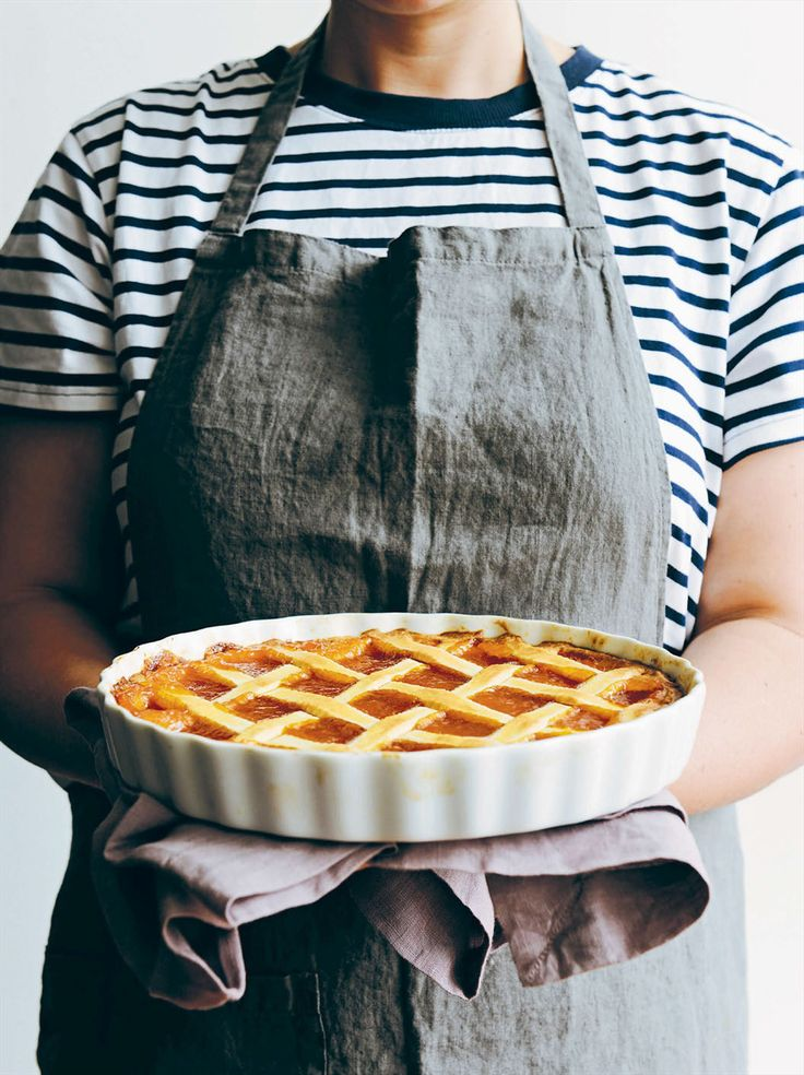 Apricot jam crostata recipe from Florentine by Emiko Davies | Cooked