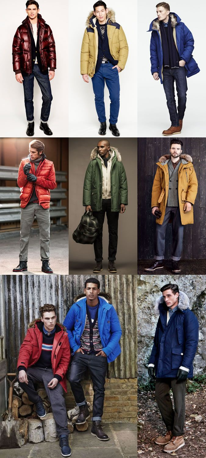Apres-Ski Outfit Inspiration Lookbook - Winter/Snow Appropriate Jackets & Outerwear