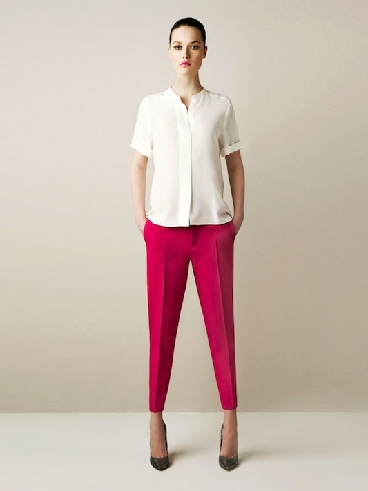 This has made me realise my life is empty with hot pink pants