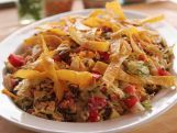 While the cowboys work, Ree Drummond is making homemade takeout for lunch, with Tex-Mex Fried Rice and Cowboy Chopped Salad. For dinner, it