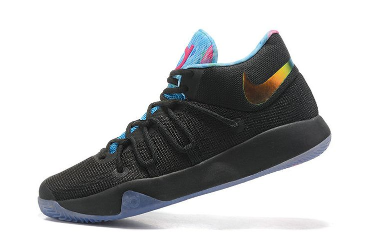 Sale New KD Trey 6 EP 2017 EYBL Time To Shine Kevin Durant Shoes 2017