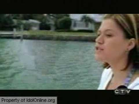 Kelly Clarkson and Justin Guarini - Timeless - YouTube