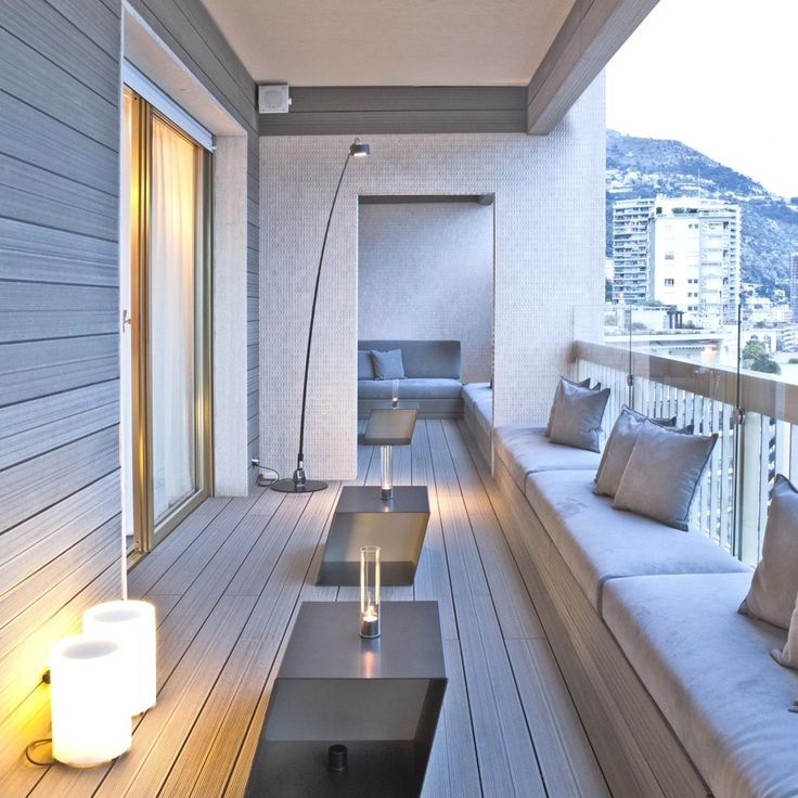 If you need me, I'll be on this balcony. FOREVER. (Luxury home renovated in Monte Carlo « Adelto Adelto)