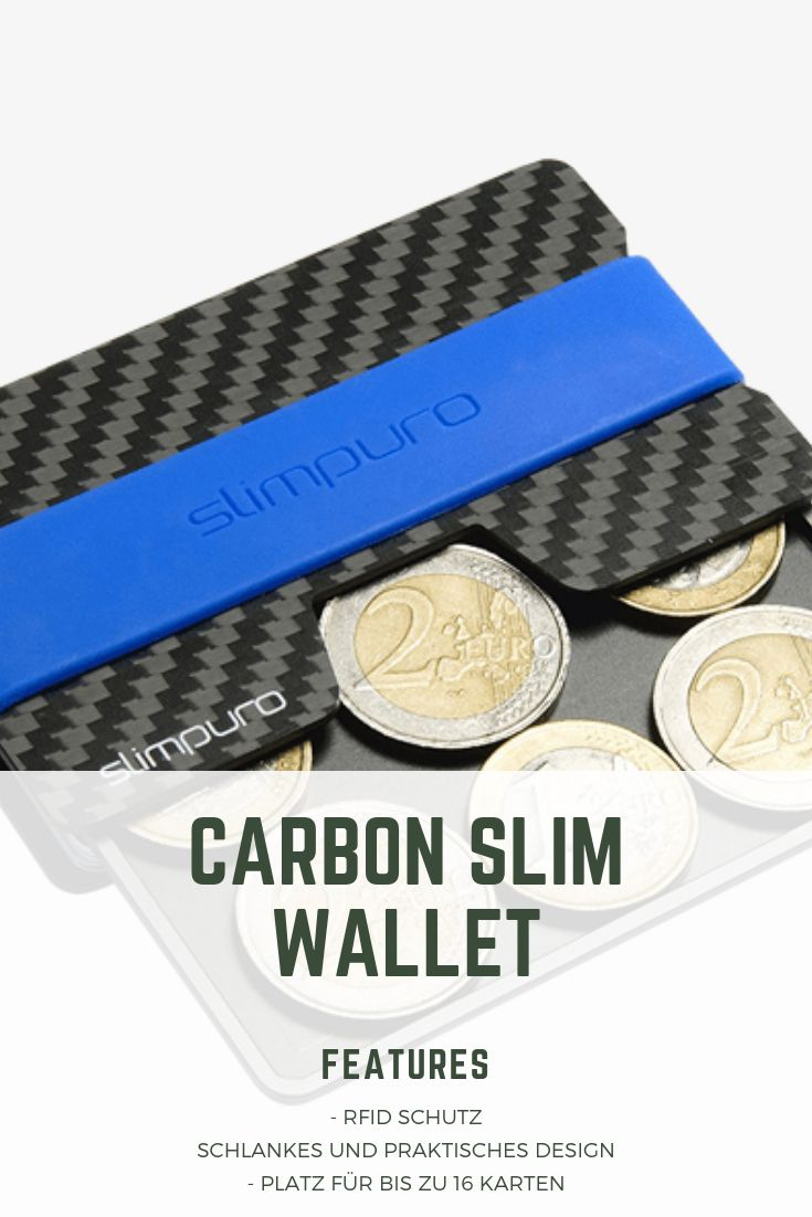 CARBON SLIM WALLET – slimpuro