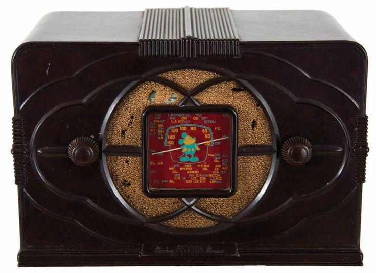 Astor mickey mouse radio 1936 australia vintage radios - Estor mickey mouse ...