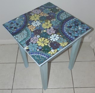 17 Best Images About Mosaic Idees Vir Tuin Tafel On