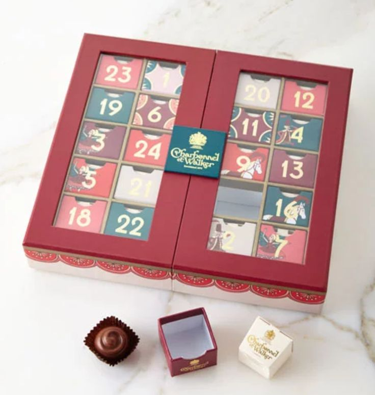 Check out these chocolate advent calendars from Williams-Sonoma, Lindt, and more!