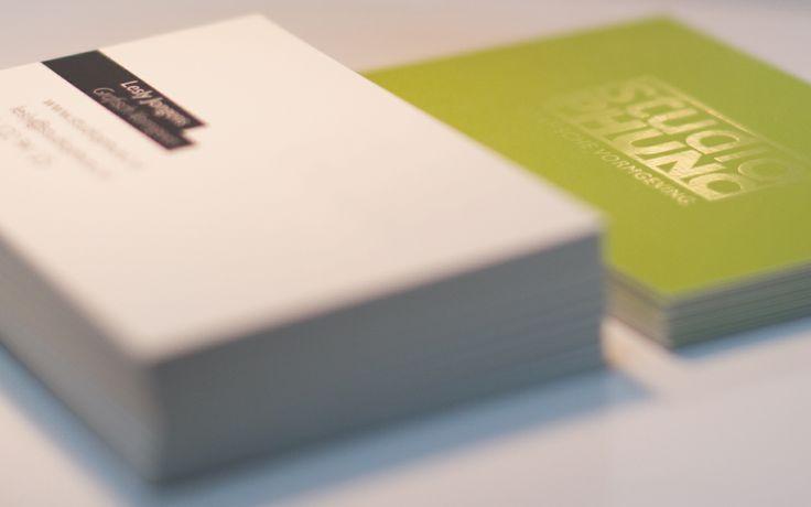 "Business cards ""Studio Phunc"" by Studio Phunc"