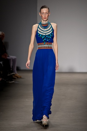 Roopa was one of the most surprising and colourful collections of MBFWA - 2012 and really got us in the mood for summer. http://tinyurl.com/83nz5ve