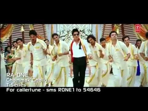"Chammak Challo - Ra One - (Full Video Song) - ft. Akon ""Shahrukh Khan"" Kareena Kapoor"