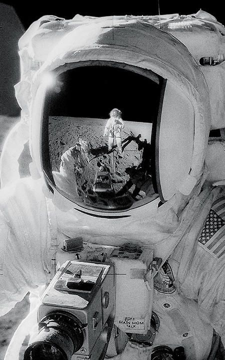 From NASA's Archives, 50 Amazing Photos Of The Apollo Moon Missions
