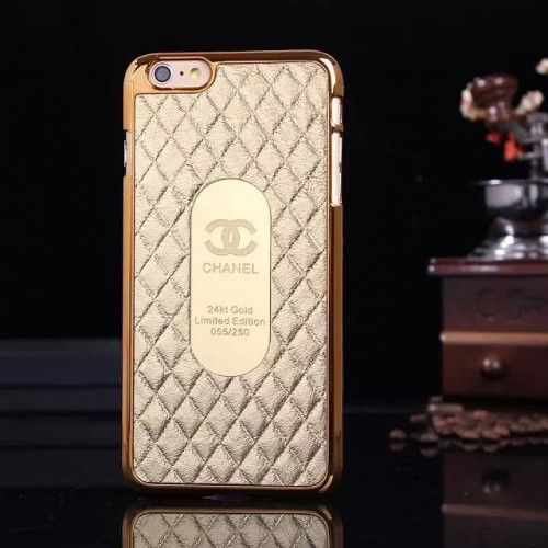 Gold Chanel iPhone 6 case summer spcial