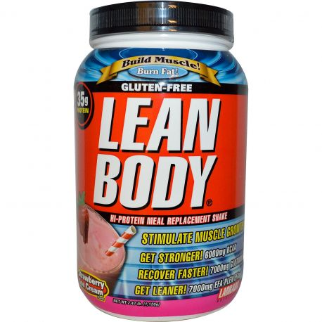 Labrada Nutrition Lean Body High Protein Shake Strawberry Ice Cream 1.120Kg at Megavitamins Supplement Store Australia. High Protein Ice Cream Stimulate Muscle Growth and 21 Vitamins & Minerals.High Protein Ice Cream is the quick nutrition solution.