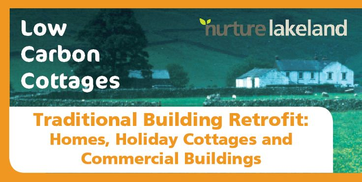 The Low Carbon Cottages project will be presenting a half day training course on the Retrofit of Traditional buildings, from homes, holiday c...