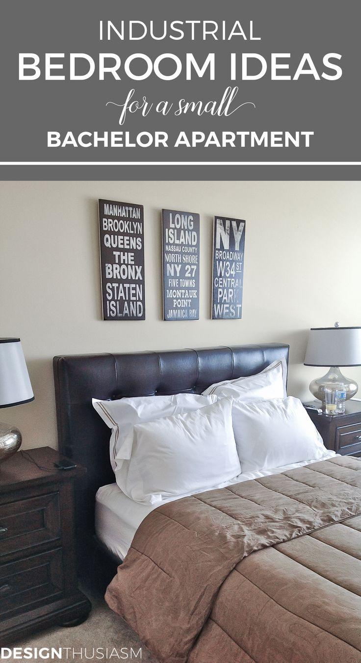 Bachelor Pad Decor Part 3 Classic Mens Bedroom Ideas Bachelor