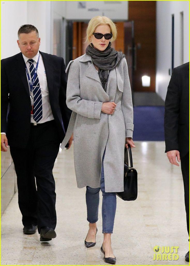Nicole Kidman Flies to Australia, Likely for 'Aquaman' Filming!