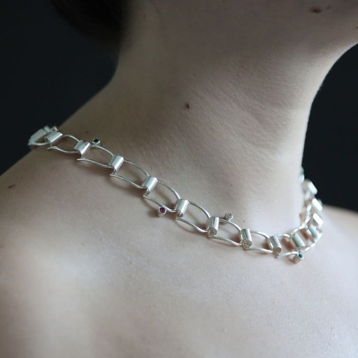 AURORA - Halsband av Ida Saxman