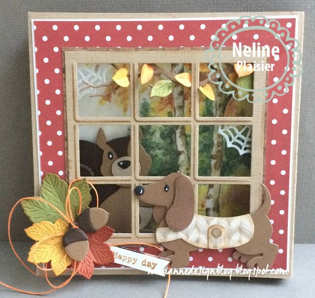 Marianne Design Blog: In the 'Spotlight': Herfst!