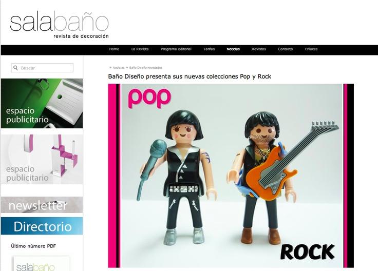 collection Pop rock imagen atrevida...