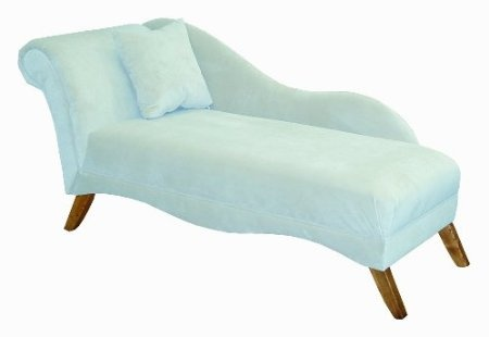 81 best images about chaise lounge on pinterest - Blue velvet chaise lounge ...