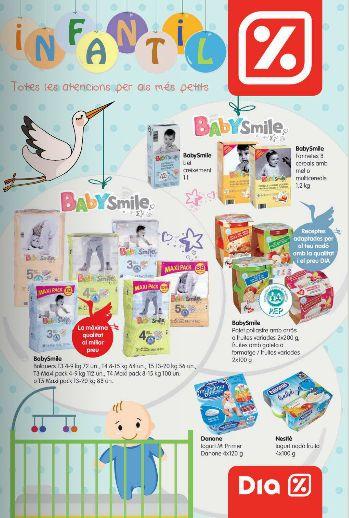 Folleto infantil DIA: Del Jueves 22 Septiembre al Sábado 24 de Diciembre de 2016 -  Catálogo del supermercado DIA, con ofertas de productos, comida y juguetes para los más pequeños de la casa. *Folleto está en catalán   #DIA, #Folletosonline   Ver en la web : http://ofertassupermercados.es/folleto-infantil-dia-del-jueves-22-septiembre-al-sabado-24-de-diciembre-de-2016/