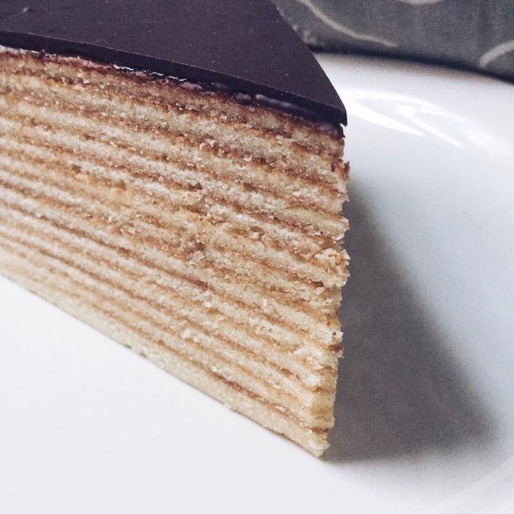 Baumkuchen is a type of German spit cake. A cake that's grilled on a rotating spit, not someone propelling their excess saliva on it! It's also very popular in Japan and can is often re…