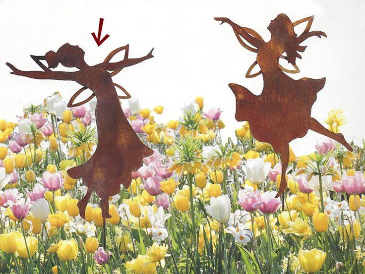 the 25+ best gartenstecker rost ideas on pinterest | gartendeko, Gartenarbeit ideen
