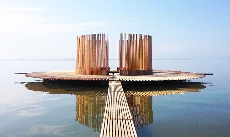 11 progetti di architettura galleggiante per un futuro Idee architettura