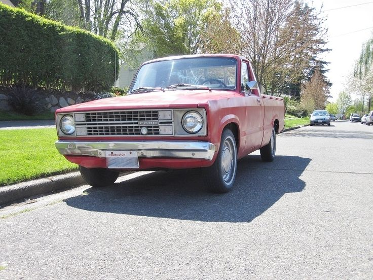 Ford Courier Pick Up | 1981 Ford Courier