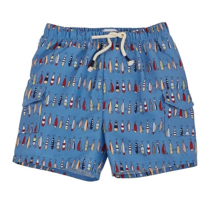 388 best summer style images on pinterest for Fishing swim trunks
