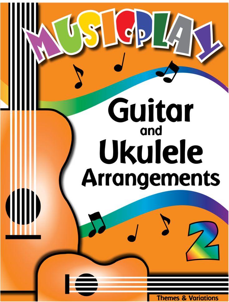 Musicplay Grade 2 Guitar and Ukulele Arrangements